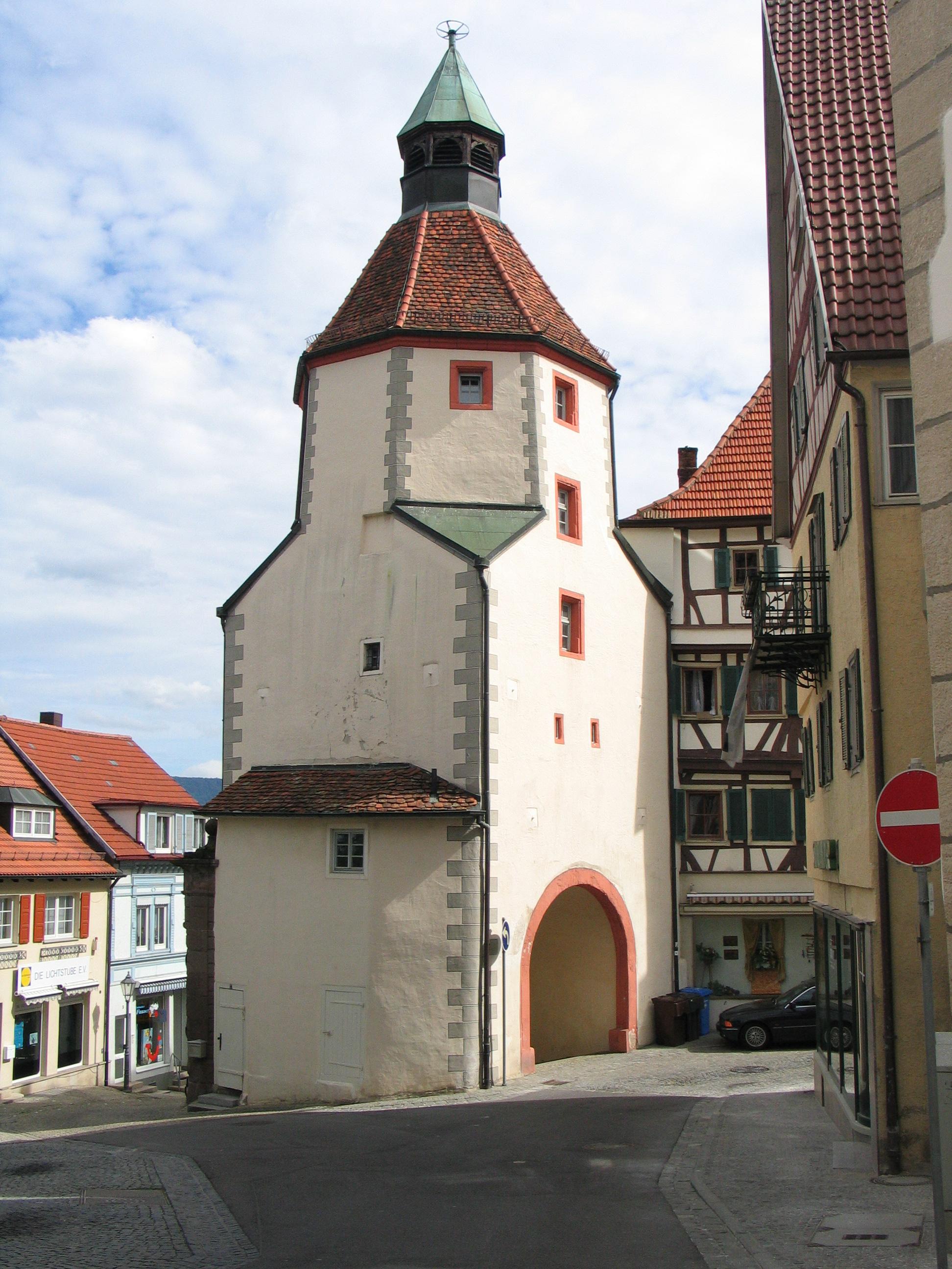 Unterer Turm