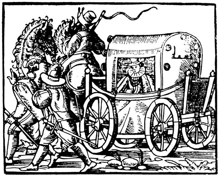 Die Hohenzollerische Hochzeit 1598