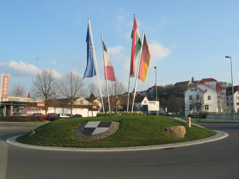 Hechingen: Europakreisel