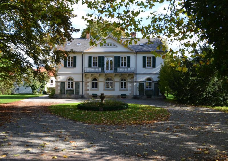 """Hedchingen: die """"Villa Billing"""""""