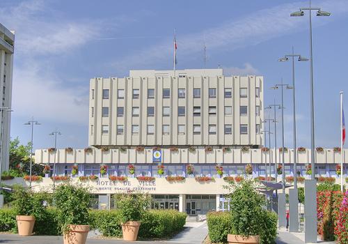 Rathaus von Joué-lès-Tours