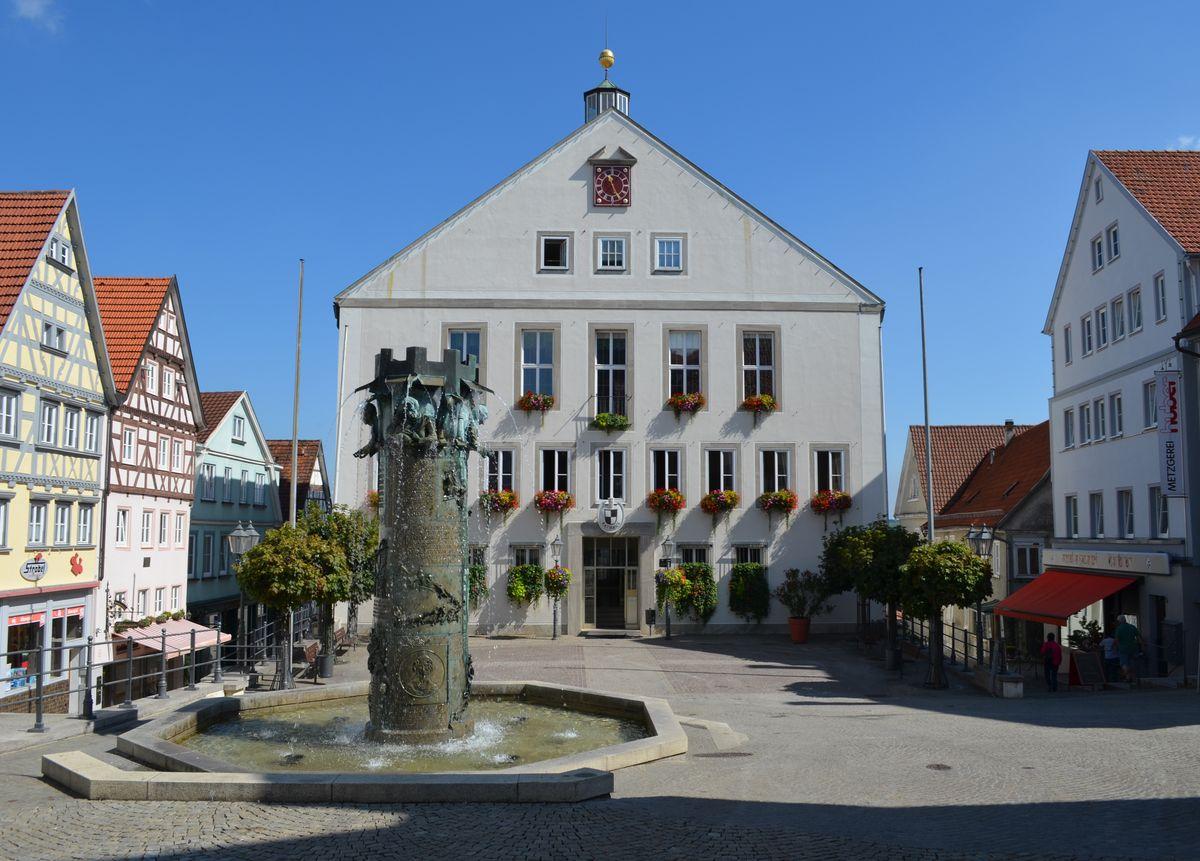 Hechingen - Rathaus