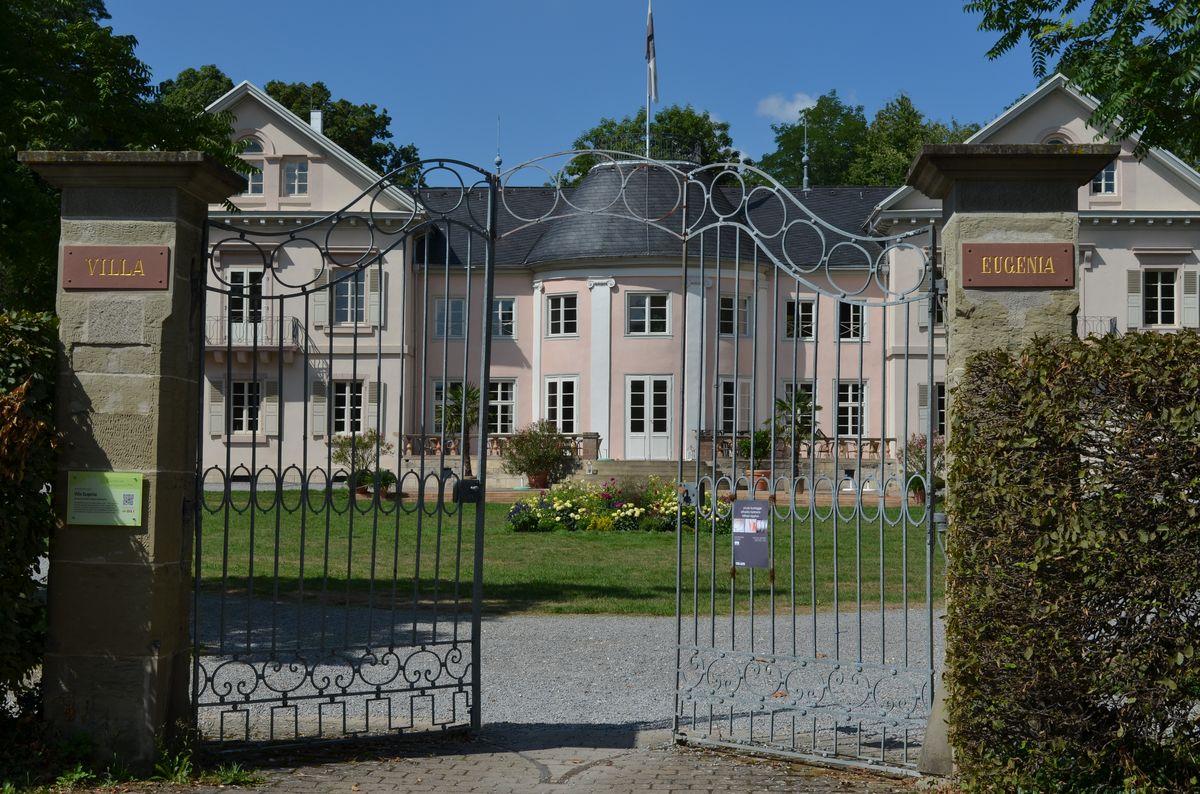 Hechingen - Villa Eugenia