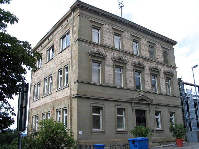 Außenansicht Technisches Rathaus