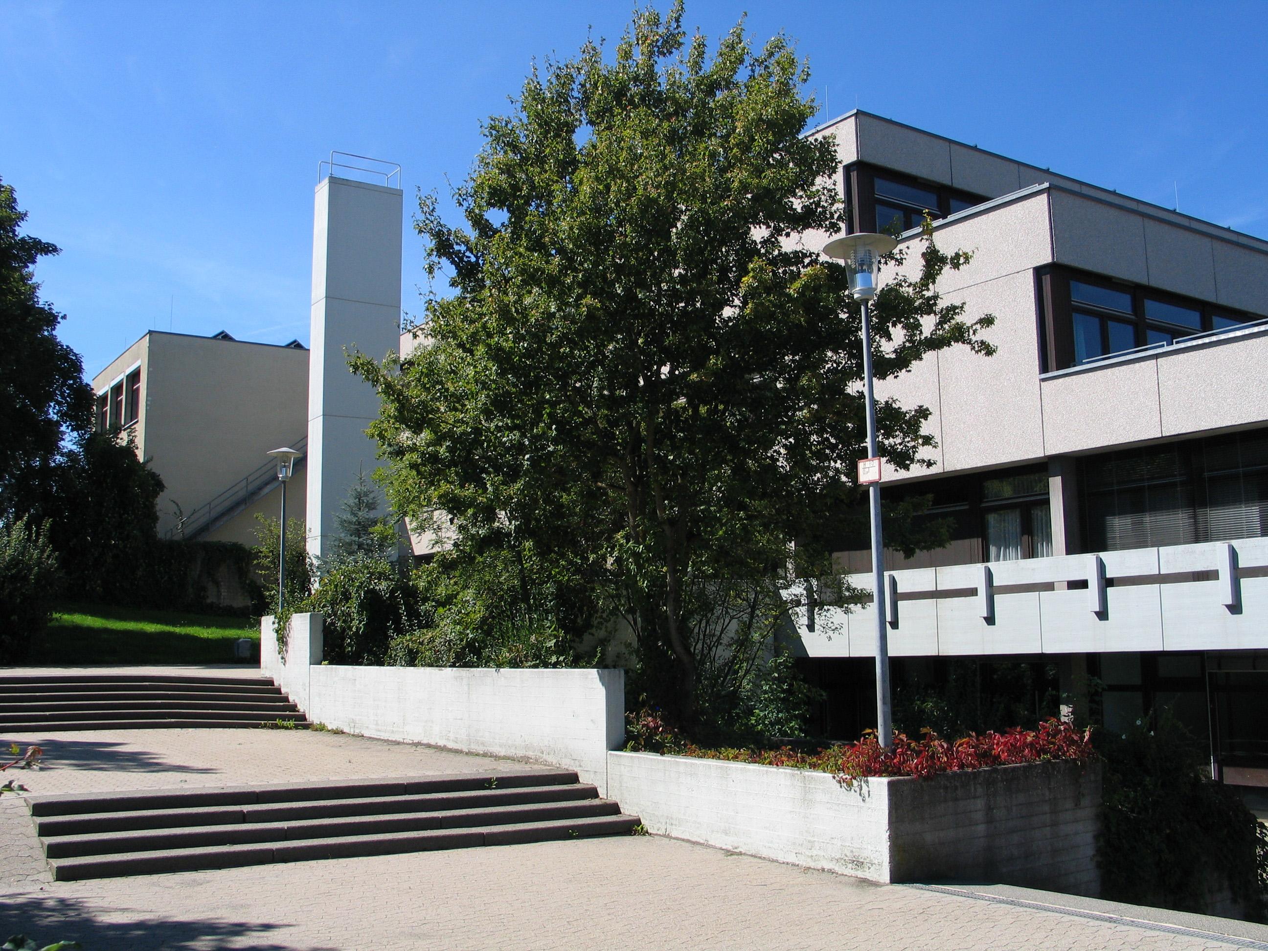 Außenansicht der Realschule