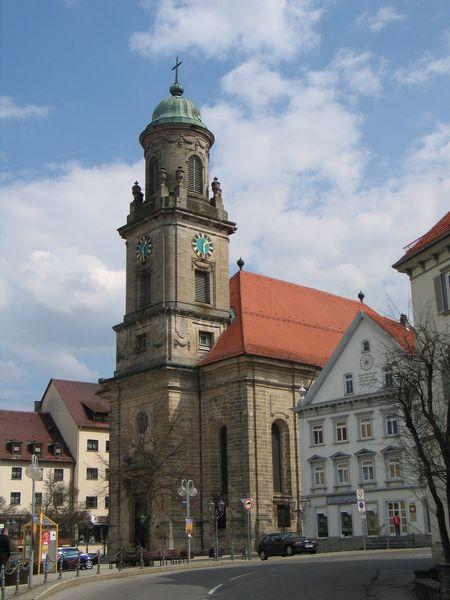 Stiftskirche St. Jakobus