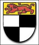 Wappen des Stadtteils Sickingen