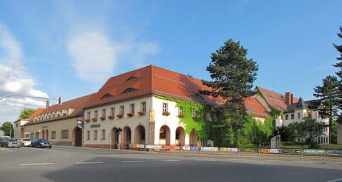 Rathaus von Limbach-Oberfrohna