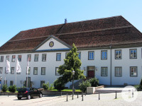 Hohenzollerisches Landesmuseum - Außenansicht