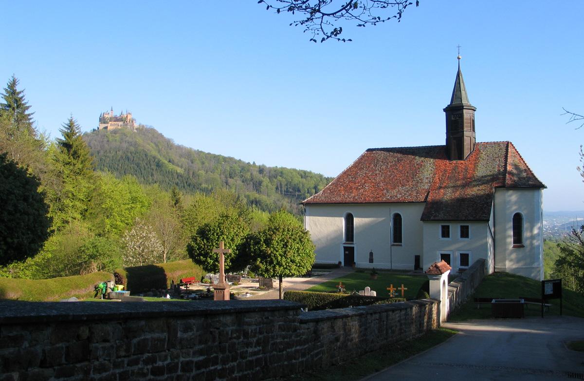 Hechingen - Wallfahrtskirche Maria Zell in Boll