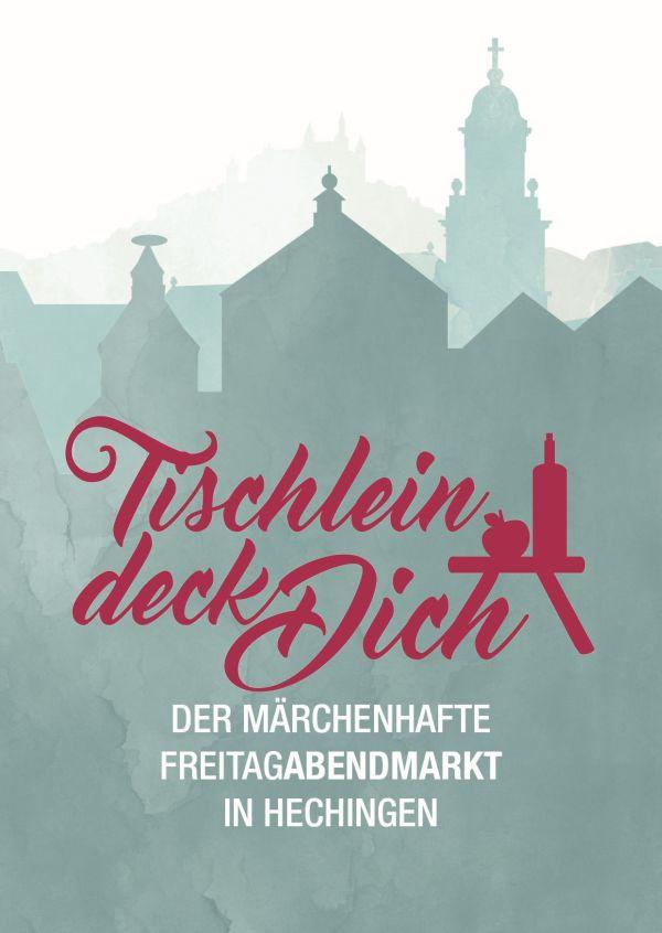 TischleinDeckDich - Der märchenhafte Abendmarkt