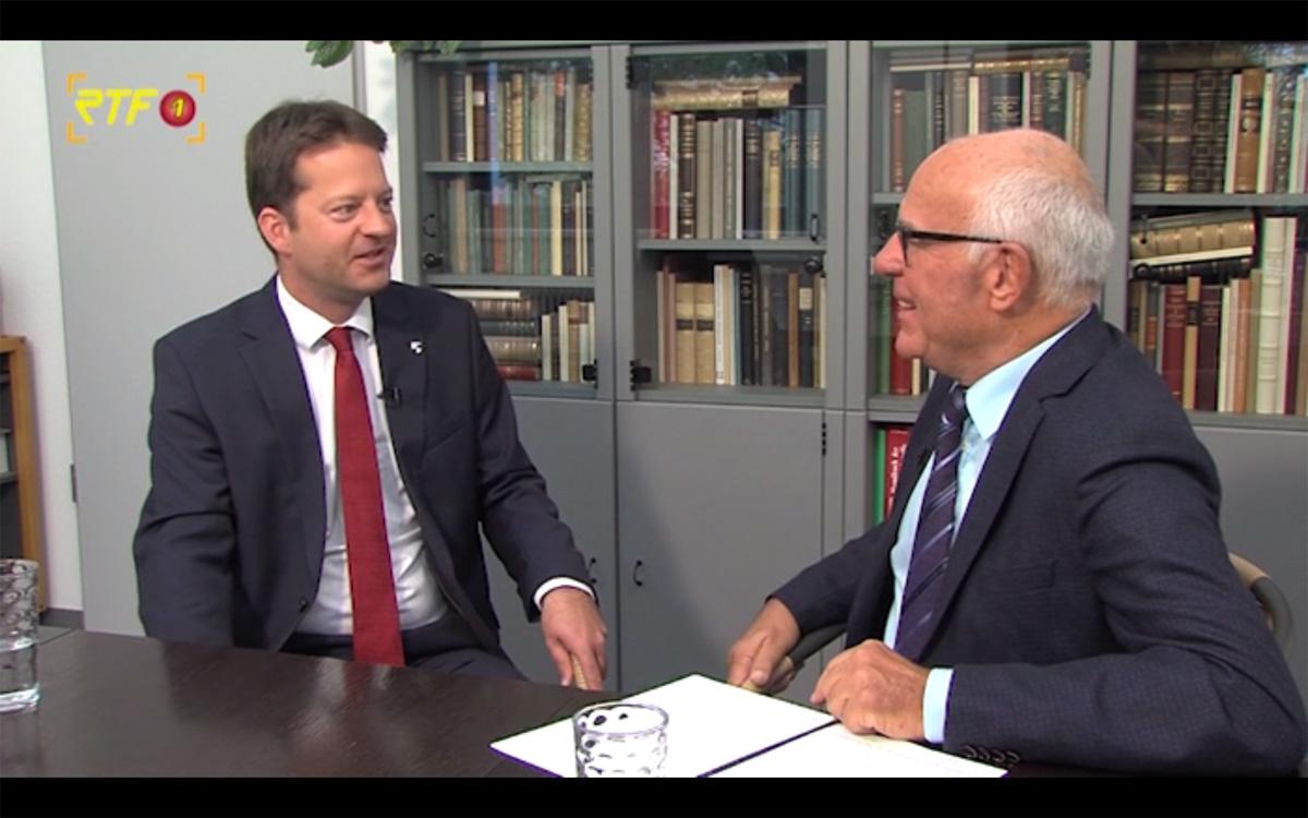 Interview mit Bürgermeister Philipp Hahn