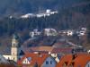 Stadtteil Stein, im Hintergrund das Römische Freilichtmuseum (Bild: Dieter Habernickel)