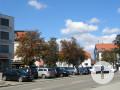 Ansicht Parktplatz Obertorplatz
