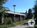 Außenansicht der Hauswirtschaftlichen Schule