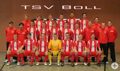 1.Mannschaft TSV Boll 2012-2013