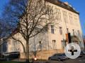 Außenansicht Gymnasium, Altbau