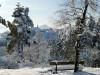 Der Stadtteil Beuren im Winterkleid (Foto: Karlpeter Salenbauch)