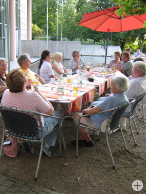 Stammtischtreffen des Freundeskreis Katze und Mensch e.V., Gruppe Hechingen