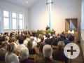 Wiederbezug Neuapostolische Kirche