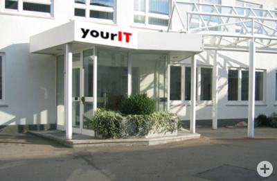 Systemhaus yourIT - Immer da wenn Sie und brauchen