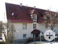 Außenansicht Gebäude Stadtbücherei und Volkshochschule