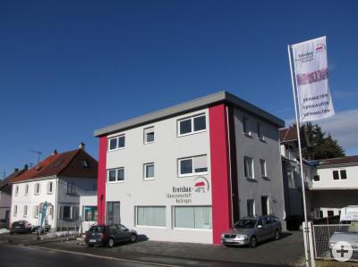 Verwaltungsgebäude Hofgartenstraße