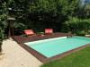 Ferienwohnung Am Dorfbrunnen mit Pool & Flair