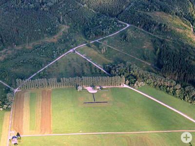 Modellflugplatz MFC-Hohenzollern