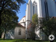 Schöne Ecken in Hechingen - Klosterkirche Stetten
