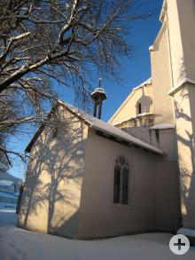 Klosterkirche Stetten - Johanneskapelle (Foto: Hannes Reis)