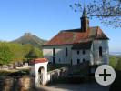 Wallfahrtskirche Maria Zell - Außenansicht vor Beginn der Kirchenrenovierung