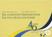 Buch zum 40jährigen Jubiläum der Städtepartnerschaft mit Joué