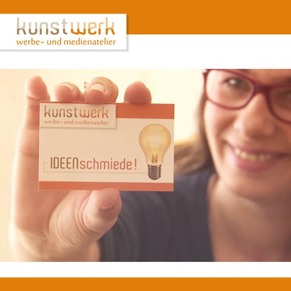 Nadine Ottenbreit Werbeagentur KUNSTwerk Hechingen
