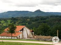 Römisches Freilichtmuseum in Hechingen-Stein