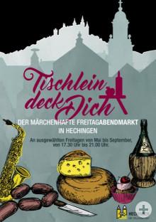 Freitagabendmärkte Tischlein-Deck-Dich