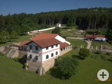 Römisches Freilichtmuseum - Villa Rustica