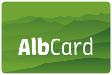 Logo AlbCard
