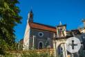 Kirche St. Luzen Außenansicht
