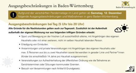Aktuelle Corona Regeln Notbremse In Kraft Nachtliche Ausgangsbeschrankung Ab 13 April 2021 Landkreis Heilbronn